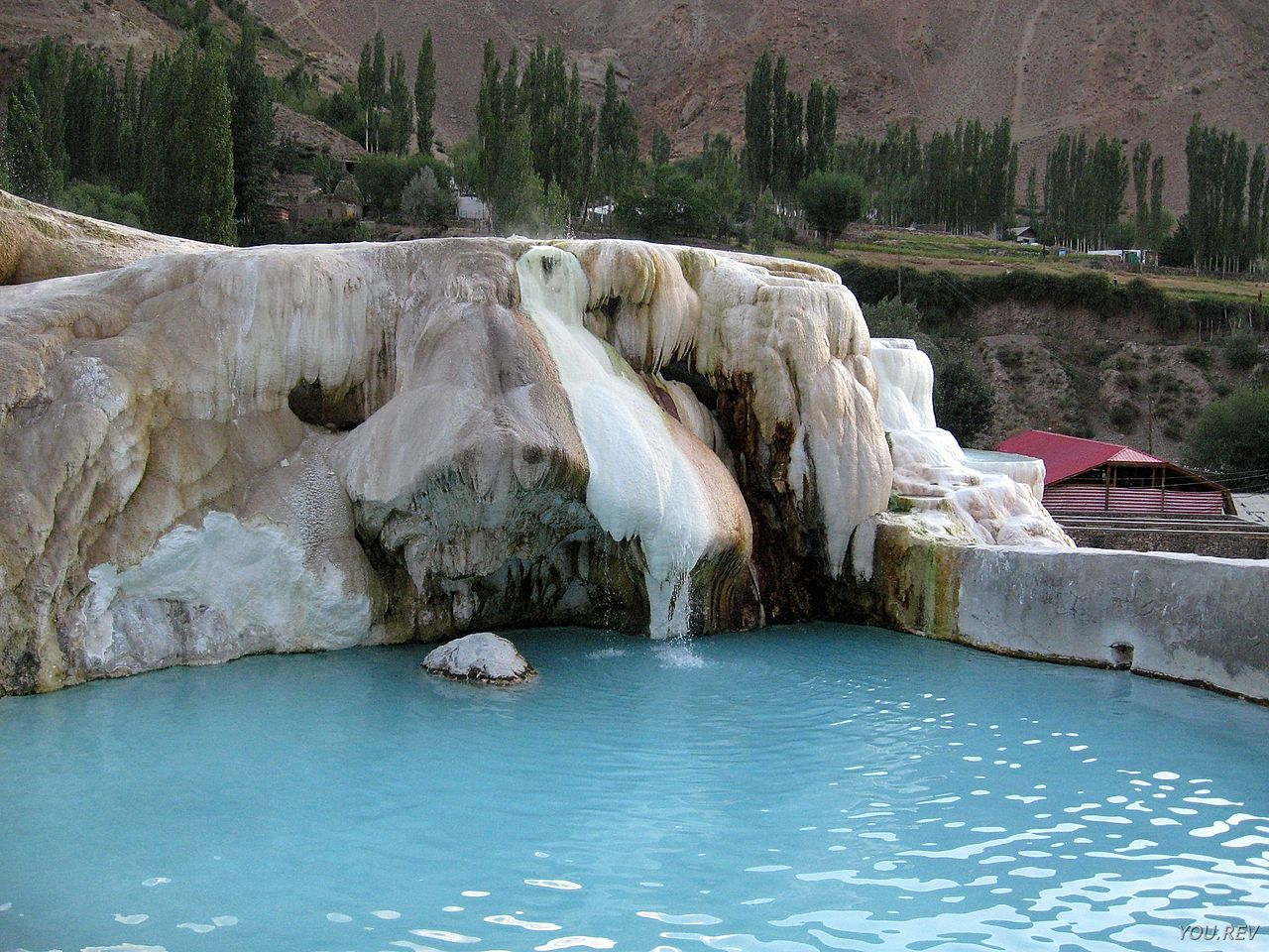 Garmchashma hot springs in Pamir에 대한 이미지 검색결과